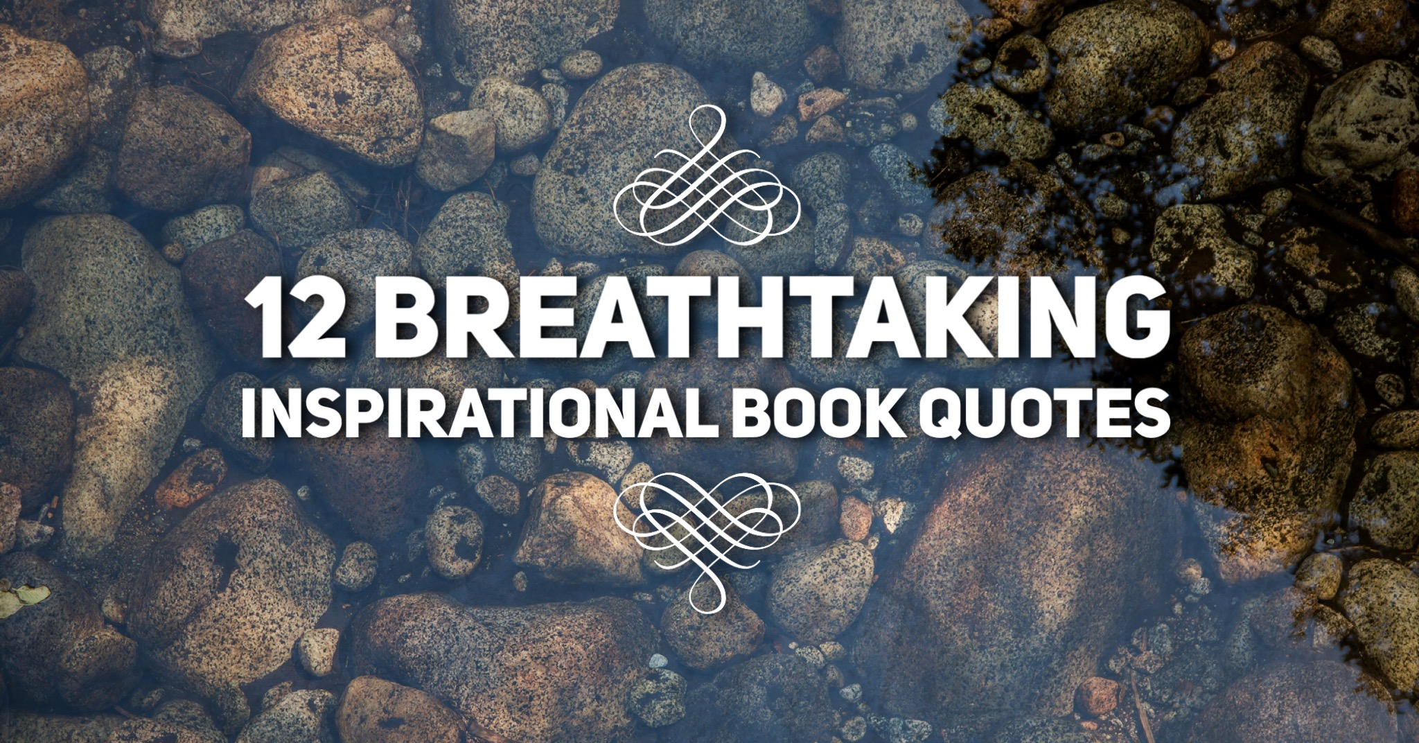 breathtaking inspirational book quotes