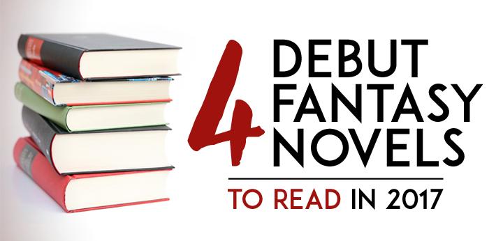 Debut Author, Fantasy, 2017