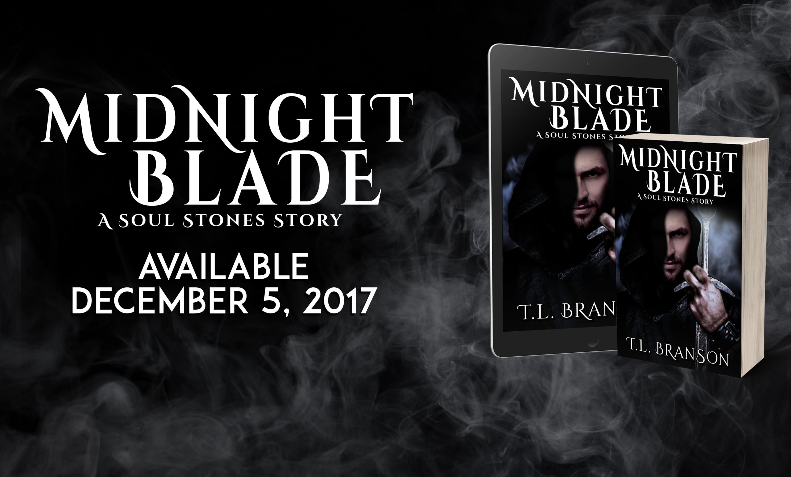 Midnight Blade, Soul Stones, Branson
